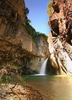 Momin Skok Waterfall, Bulgaria