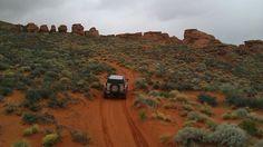 White rim trail St. George Utah