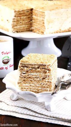 Best Dessert Recipes, No Bake Desserts, Delicious Desserts, Yummy Food, Yummy Recipes, Sweets Recipes, Amazing Recipes, Graham Cracker Cake, Graham Crackers