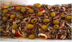 Ovenschotel met vis, tomaat en ui | Lekker en Simpel