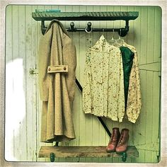ideas for clothing storage