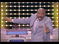 Don't miss a minute of the new season of Family Feud starring Steve Harvey! (From show Laugh, Best Youtubers, Family Feud, Bloopers, Steve Harvey Family, Hilarious, Family, You Make Me Laugh, Boy Meets World