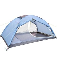 lightweight 2 person dome tent