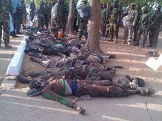 """Muslims Murder at least 50 Sleeping Students in Nigeria -- """"religion of peace"""" strikes again"""