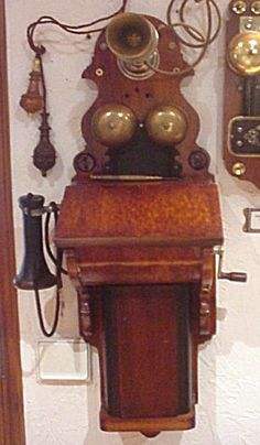 Mobile phones and wall before 1900 history of old phones.