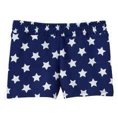 5 NWT Jumping Beans Blue Daisy Print Capri Leggings Girls Sizes 2T 4 6X 3T
