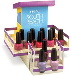 OPI - South Beach Collection Spring/2009