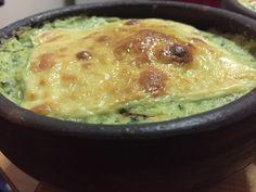 Pastel de Zapallo Italiano / Método Grez / Low Carb. Keto Foods, Keto Recipes, Carne Picada, Hummus, Quiche, Breakfast, Ethnic Recipes, Recipes For Diabetics, Ground Meat