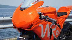 King Design Webstep Racing Team (orange CBR 1000rr)
