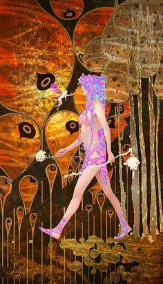 Tarot-0 The Fool by casimir0304 on DeviantArt
