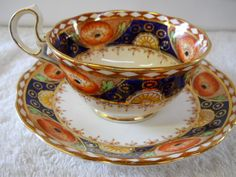 Royal Albert Crown China Cup and Saucer England