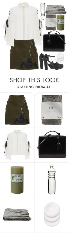 """""""I think I'm losing my mind now"""" by natjulieta ❤ liked on Polyvore featuring self-portrait, Jonathan Simkhai, Mark Cross and Dot & Bo"""