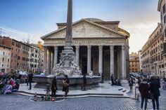 Pantheon - Cosa vedere a Roma in tre giorni