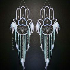 Hamsa Hand  By Auragon ♡ ~ www.aurvgon.com
