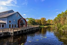 https://flic.kr/p/RpN3p8   The Riverside Mill & Market   Today's photo tour sends us back to my home away from home Disney's Port Orleans Riverside Resort. There is just something about this place that speaks to me and always makes me feel at home. It has that southern charm that, in my opinion, no other resort has. From the weeping willows to the mansion style buildings, this makes  for an all around great resort. Have you stayed here before? Have a magical day!   Visit Disney Photo Tour…