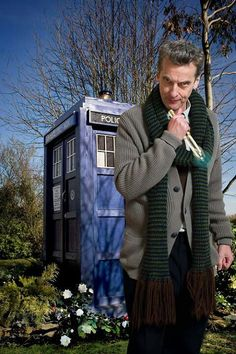 Peter Capaldi - the 12th Doctor