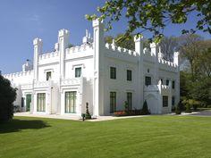 milntown house, ramsey, Isle of Man. Ancestral home of Fletcher Christian and Errol Flynn