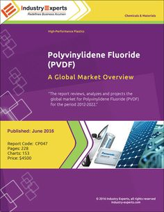 Polyvinylidene Fluoride (PVDF) – A Global Market Overview