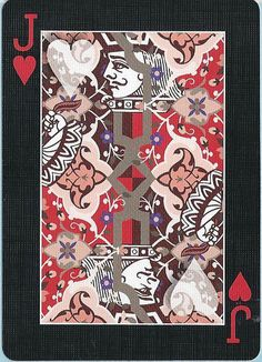 Cool jack of hearts