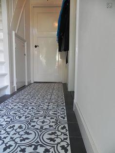 Bootroom, Decorative Tile, Tile Floor, Entryway, House Design, Flooring, Interior, Inspiration, Home Decor