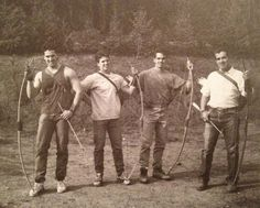 Schulz form photos - Traditional Archery Society l Archers and Bowhunters