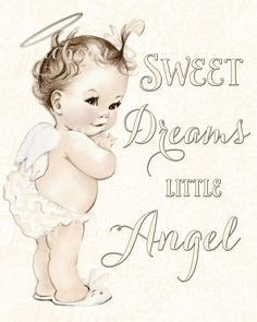 Angel Nursery Art  Angel Nursery Decor by jjMcBean on Etsy, $12.00