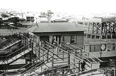 Granville Railway Station,western Sydney in 1900.Photo from State Records of NSW.A♥W