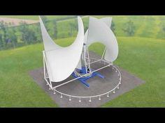 (13) Винты с изменяемым шагом для ветровой электростанции - YouTube A Frame House Plans, Power Trip, Wind Sculptures, Cool Technology, Water Tower, Wind Power, Diy Electronics, Butterfly Chair, Alternative Energy