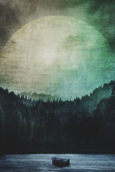 Great mystical wilderness Art Print by HappyMelvin   Society6