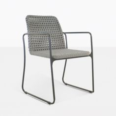 Kelli Woven Rope Dining Chair