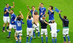 Germany v Italy - UEFA EURO 2012 Semi Final