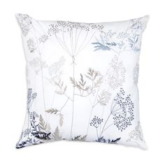 Embroidered Cushion - www.woolworths.co.za Embroidered Cushions, Spring Design, Bedrooms, Throw Pillows, Quartos, Cushions, Bedroom, Decor Pillows, Dorm Rooms