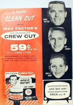 buzzcut barbershop long hair and lack of hair. willingly or forcefully and everything else that interests me Shaved Hair Cuts, Short Hair Cuts, Short Hair Styles, Classic Mens Hairstyles, Popular Mens Hairstyles, Boy Haircuts Short, Great Haircuts, Max Factor, 1950 Mens Fashion