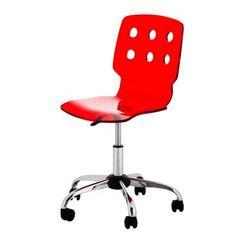 Chaise pivotante Tracy #chaise #bureau
