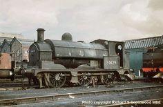 David Heys steam diesel photo collection - 53 - RAIL CAMERAMAN GREENWOOD