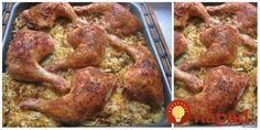 Perfektný obed nachystaný ani nie za 15 minút. Mňa by takáto kombinácia asi nikdy nenapadla, ale sestra, ktorá sa vydala do Stupavy nám to raz urobila v nedeľu na obed a odvtedy sme si to zamiloval B Food, Good Food, Yummy Food, Turkey Chicken, Polish Recipes, Russian Recipes, Tandoori Chicken, Food Videos, Food To Make