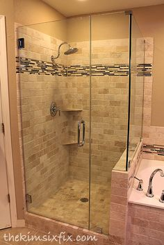 Master Bathroom REVEAL: 80s to Awesome