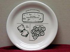 Bariatric Food Plates