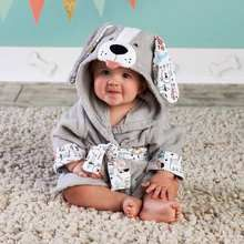 Baby Aspen's personalized baby gift Puppy Hooded Robe is a baby bath towel and baby bathrobe all in one featuring a precious gender-neutral puppy design! Cute Baby Costumes, Newborn Halloween Costumes, Baby Shower Gifts, Baby Gifts, Baby Spa, Baby Newborn, Beach Kids, Baby Cartoon, Kids Bath
