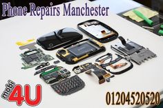 Mobi4u is the only mobile phone repairs in Manchester with a vast experience in restoring the phone from a worst and unstable condition.