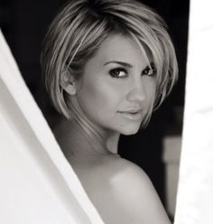 Chelsea Kane hair-inspiration. I wish I didn't have a cowlick dead center of my hairline on my forehead.