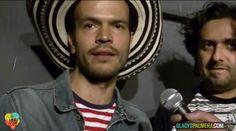 @latinroll entrevista a Monareta en @vivelatino 2012, el Festival Iberoamericano de Cultura Musical.