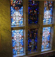 Stainedglass windows Hotel The Grand Amsterdam