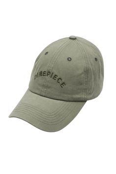 e0745cc7b06 OLD ENGLISH  DIMEPIECE OLIVE DAD HAT Old English