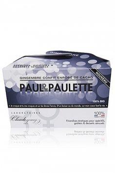 Paul & Paulette Gingembrette Aphrodisiaque Bio