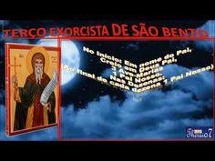 TERÇO EXORCISTA DE SÃO BENTO  # 3459 - theraio7
