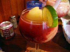 BEST Killer Margaritas Ever! Cesar's near Belmont and Clark. Go there.