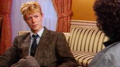 In 1983, while promoting 'Let's Dance,' David Bowie takes the then two-year-old network MTV to task for playing virtually no videos by black artists. Watch the amazing interview below.