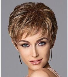 Icy Short Pixie Cut - 60 Cute Short Pixie Haircuts – Femininity and Practicality - The Trending Hairstyle Short Hairstyles For Thick Hair, Short Pixie Haircuts, Short Hair With Layers, Short Hair Cuts For Women, Pixie Hairstyles, Curly Hair Styles, Hairstyles 2016, Braid Hairstyles, Pretty Hairstyles