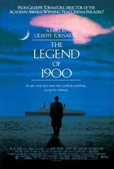 La leyenda del pianista en el océano - La leggenda del pianista sull'oceano - The Legend of 1900 (1998)   Un viaje continuo de ida y vuelta...